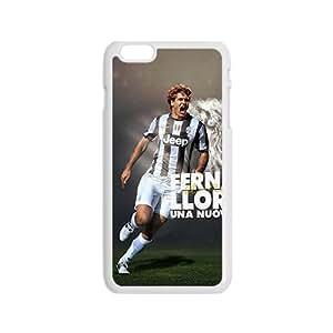 RHGGB Fernando loriente Juventus Phone Case for Iphone 6