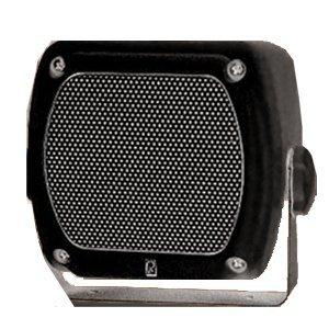 Poly-Planar MA840 Sub Compact Box Speaker 80 watt Black (Poly Planar Dual Speaker)