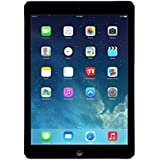 Apple iPad Air MD785LL/A (16GB, Wi-FI, Black with Space Gray) 1st Generation [](Refurbished)