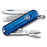 Sporting Goods : Victorinox Swiss Army Classic SD Pocket Knife