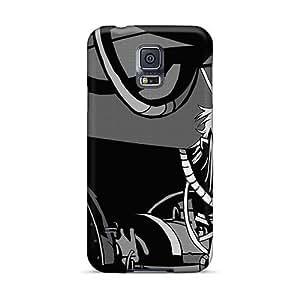 Samsung Galaxy S5 EDl6654ELRz Customized Vivid Gorillaz Band Series Excellent Hard Cell-phone Case -JamieBratt