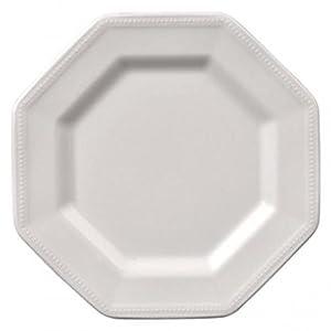 Amazon.com | Johnson Brothers Heritage White Round Platter-12 in ...