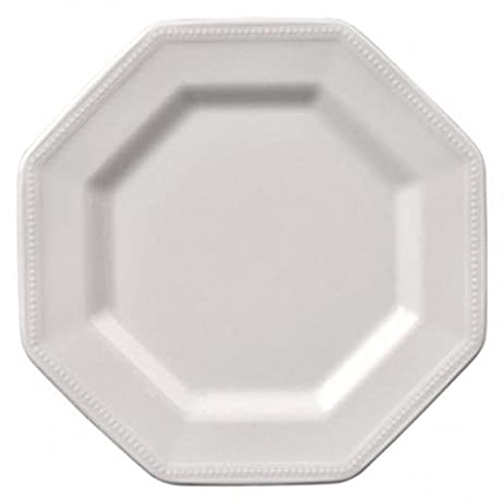 Amazon.com | Johnson Brothers Heritage White Round Platter-12 in ...
