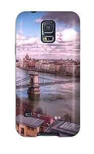 [HmctygN15947tgOvd] - New Budapest Protective Galaxy S5 Classic Hardshell Case