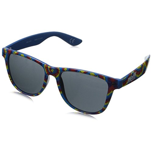 Neff Mens Daily Sunglasses, Tie Dye, One Size Fits - Glasses Tie Dye