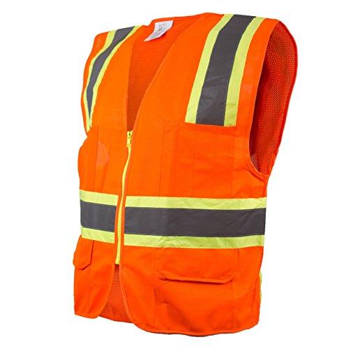 2 Traffic Safety Vest - 9