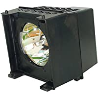 AuraBeam Toshiba 56HM66 TV Replacement Lamp with Housing