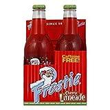 frostie soda - Frosties Cherry Limeade Soda 4pack-12OZ Bottle