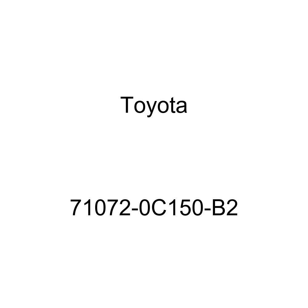 TOYOTA Genuine 71072-0C150-B2 Seat Cushion Cover