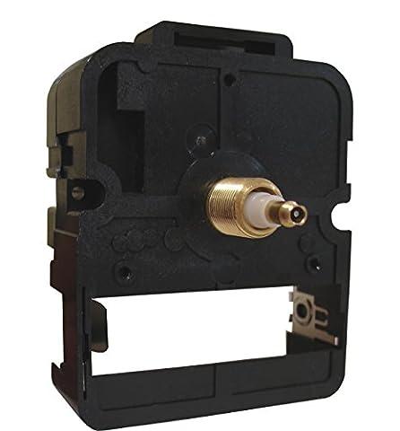 Takane Clock Movement Extra Spacing High Torque - Non-Pendulum - For Large Hands - Clock Repair Kit (High Torque Quartz Movement)