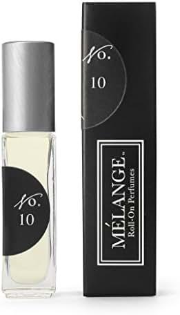 Melange Lily, Sandalwood, Amber & Tonka Roll On Perfume .25 ounces