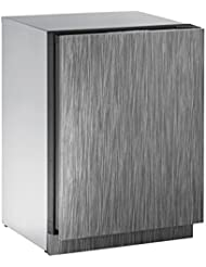 U-Line U3024RINT00B 4.9 cu. ft. Built-in Compact Refrigerator, Integrated