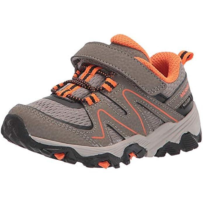 Merrell Unisex-Child Trail Quest Jr Hiking Shoe