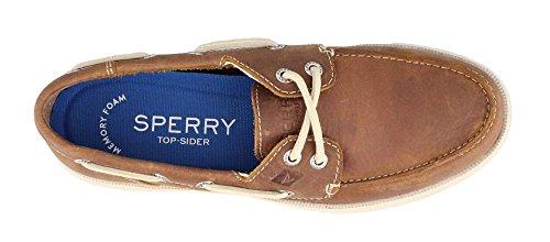 Sperry Men's, Defender 2 Eye Boat Shoe Tan