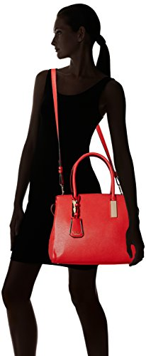 red De Mano Rojo Mujer Bolso 003 Lorena Lydc tHwYx