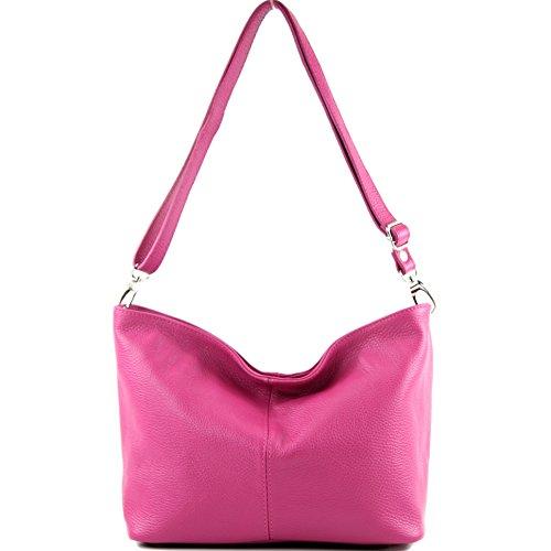 De In Pelle Modamoda Ital Pink T157 Cassa Custodia qt7xdvCw