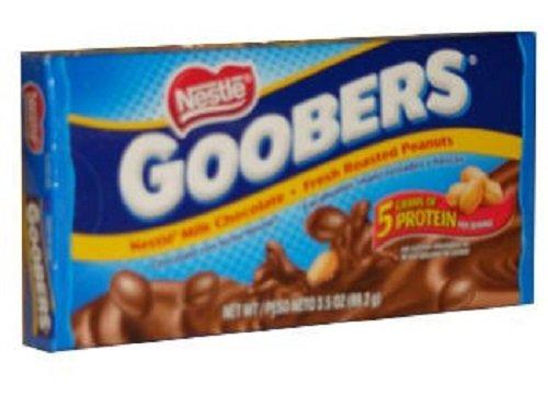 - Goobers Theater Size