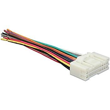 amazon com hyundai kia oem radio car stereo reverse wiring metra 71 1004 radio wiring harness for 2004 up kia 2006 up hyundai