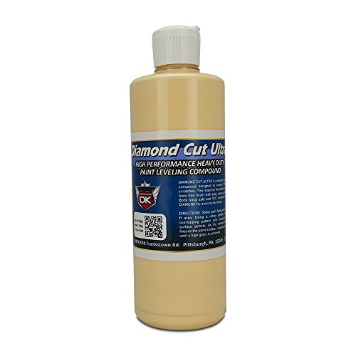 (Detail King Diamond Cut Ultra High Performance Paint Leveling Compound 16 Oz)