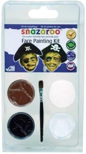 Snazaroo Face Paint Pirate Mini Kit ()