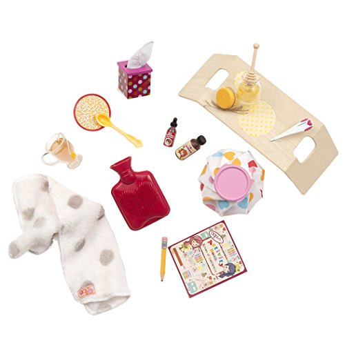 Our Generation Home Under The Weather Care Set for 18-Inch Dolls