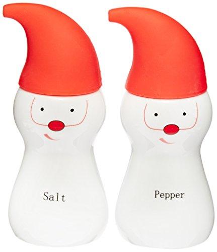 Cuisinox Salt & Pepper Set, Red