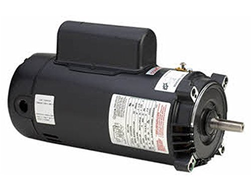 US Motors EB122 1 HP 115/230V, 3450 Rpm Pool or Spa - Motor Keyed Pool Shaft Pump