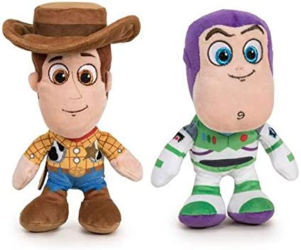 Toy Story - Pack 2 Peluches 778