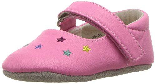 See Kai Run Girls' Harriett CRB Mary Jane, Hot Pink, 1 M US Infant