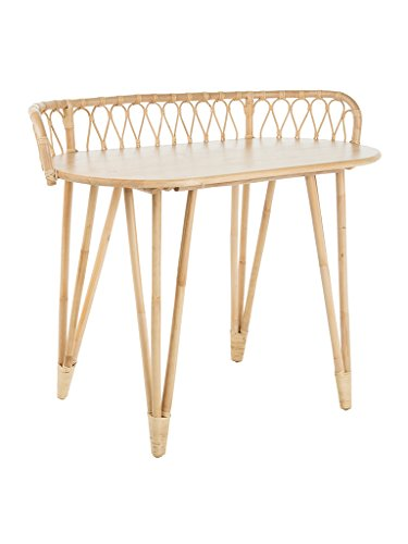 Kouboo 1110084 Loop Rattan Console Table