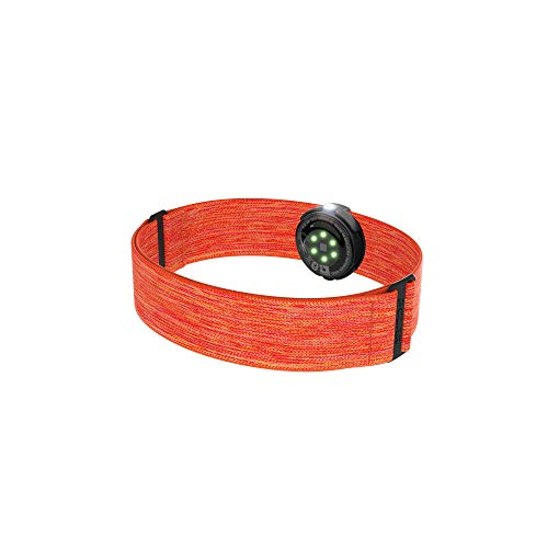 Polar OH1+ Optical Heart Rate Sensor, Bluetooth/ANT+, Orange ()