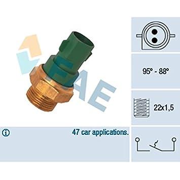 FAE 37240 Temperature Switch, radiator fan