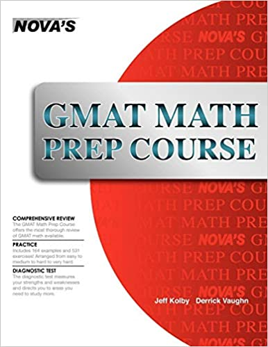 Gmat Math Book