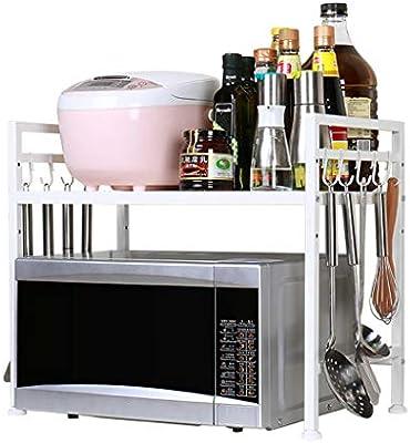 Estante Lixin Se Puede Colocar la Cocina Horno de microondas ...