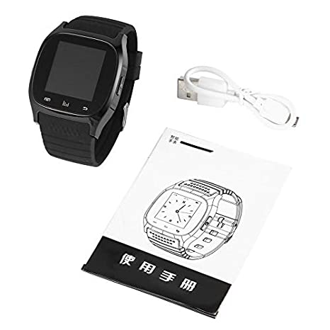 La última actualización M26 Wireless Bluetooth Smartwatch ...
