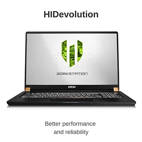 "HIDevolution MSI WS75 9TL 17.3"" FHD 60Hz | 2.6 GHz i7-9750H, RTX 4000 Max-Q, 64GB 2666MHz RAM, 6TB PCIe SSD | Authorized Performance Upgrades & Warranty"