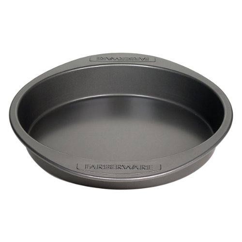 Farberware Nonstick Bakeware 9-Inch Round Cake Pan, ()