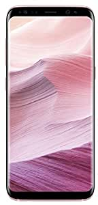 Samsung Galaxy S8 64GB SM-G950F Factory Unlocked 4G Smartphone (Rose Pink) - International Version