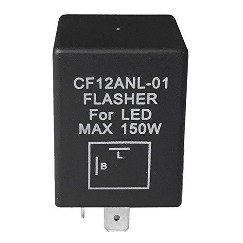 Amazon Vehicode 3pin Cf13 Jl02 Ep34 Electronic Led Flasher Rhamazon: Subaru Loyale Flasher Location At Gmaili.net