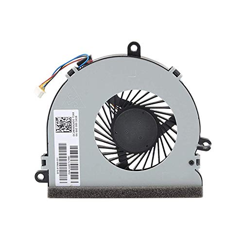 Cpu Notebook - Replacement Cpu Cooling Fan for HP 250 G4 255 G4 Notebook 15-AC 15-AF Series, 4-Pin 4-Wire SPS 813946-001