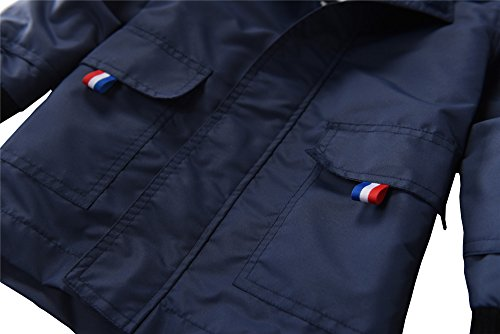 b5aafa0874361  ハイハート  ジャケット キッズ ウインドブレーカー 子供服 アウター ジャンパー 撥水加工 カジュアル