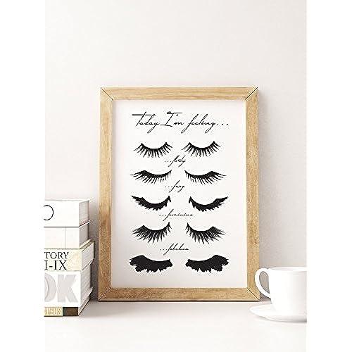 Beauty Wall Art: Amazon.com