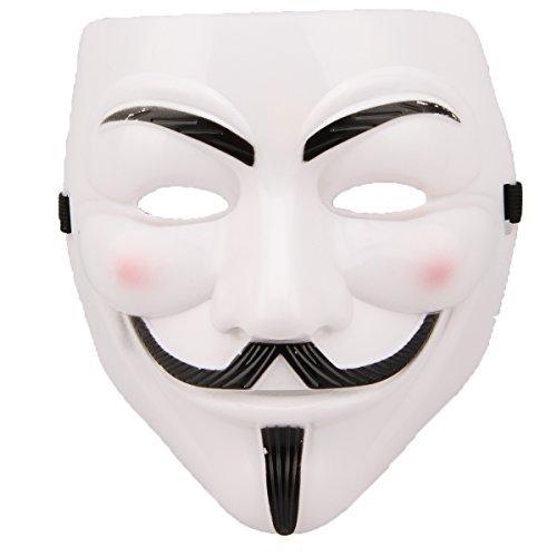V for Vendetta Mask White