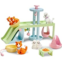 Caring Corners - Pet Playground Accessory Pack