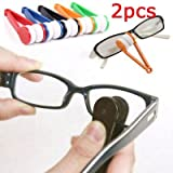 Money coming shop 2 pcs Mini Sun Glasses Eyeglass Microfiber...
