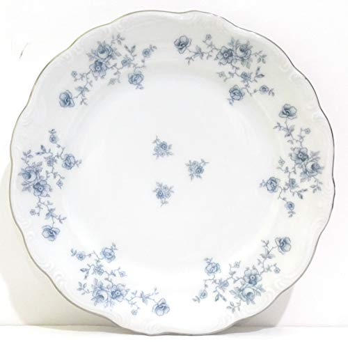 Johann Haviland Blue Garland Bavarian Salad Plate Set of -