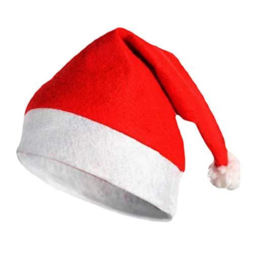 Kentop 12X Navidad Sombreros para niños Adultos Fiesta de ...