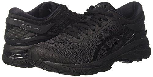 Nero Running Gel carbon black kayano Asics Donna 24 9090 black Scarpe YdgwI