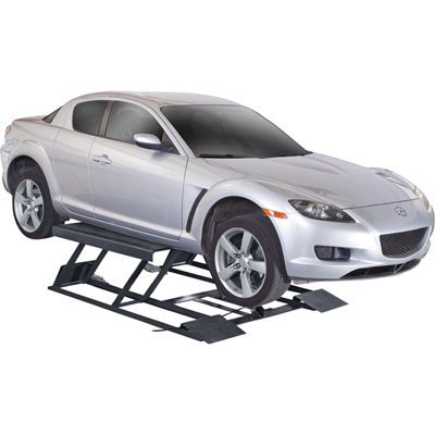 - Bend Pak Portable Low Rise Vehicle Lift - 6000-Lb. Capacity, Model# LR-60P ()