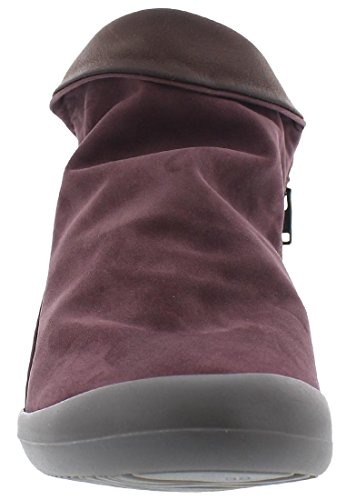 Nubuck Farah Softinos Donna Stivali Purple XaRgqSw